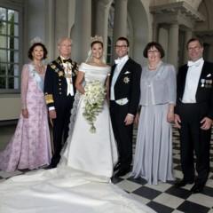 Foto 19 de 31 de la galería boda-de-la-princesa-victoria-de-suecia-el-vestido-de-novia-de-la-princesa-victoria-y-todas-las-invitadas en Trendencias