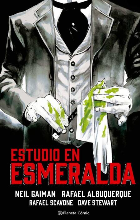 Portada Estudio En Esmeralda