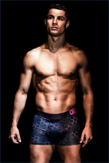 Cristiano Ronaldo 2016 Cr7 Underwear Campaign 004