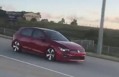 Volkswagen Golf 2020 Espia 11