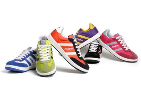 Zapatillas deportivas J´hayber Primavera-Verano 2010