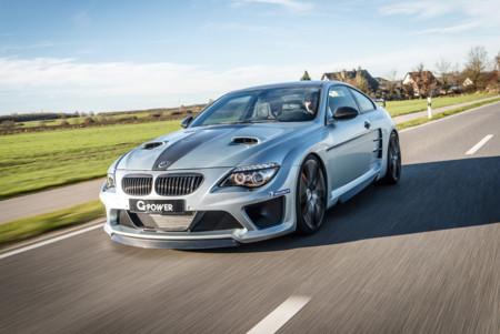 No hace falta un Veyron para tener mil caballos, G-Power se los saca al BMW M6