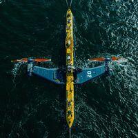 Esta inmensa turbina mareomotriz ya está generando electricidad en Escocia gracias a las potentes corrientes marinas