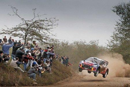 Rally de Argentina 2012: Mikko Hirvonen al acecho a falta de tres tramos