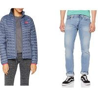 Ofertas de ropa en Amazon de marcas como The North Face, Levi's o Geographical Norway