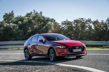 Mazda3 prueba