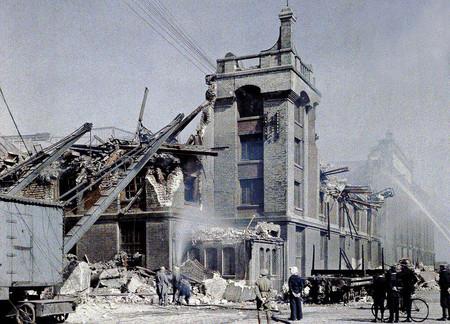 H Dunkerke Bombardeado