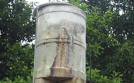 Pareidolia o por qué vemos a la Virgen de Guadalupe en un tinaco