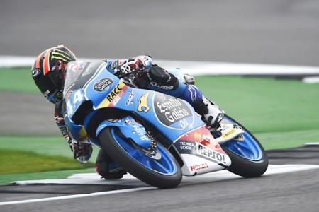 Aron Canet Estrella Galicia Moto3 2016
