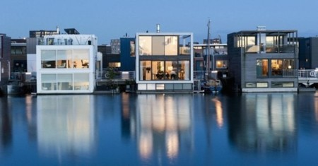 Ijburg Floating Houses 122 590x309