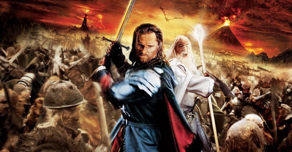 'El señor de los anillos: El retorno del rey', un final de trilogía repleto de épica pese a alargarse más de lo necesario