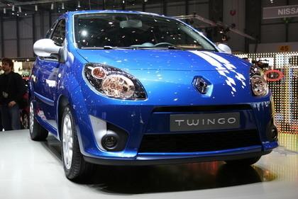 Nuevo Renault Twingo en el Salón de Ginebra