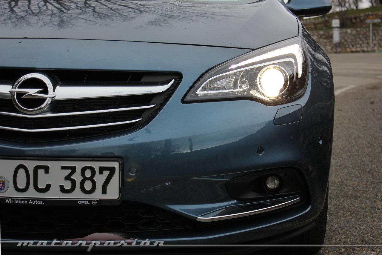 Foto de Opel Cabrio 2013 (presentación) (38/52)