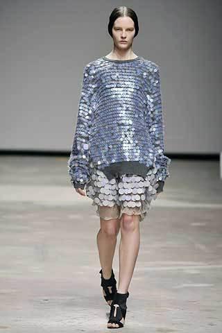 Christopher Kane Otoño-Invierno 2008/09 Semana de la Moda de Londres
