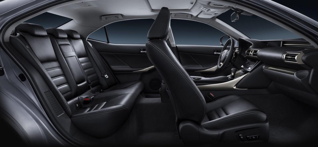 Foto de Lexus IS 300h (50/53)
