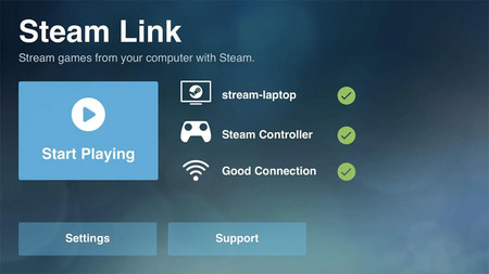 Steam Link llega a los televisores y centros multimedia con Android TV
