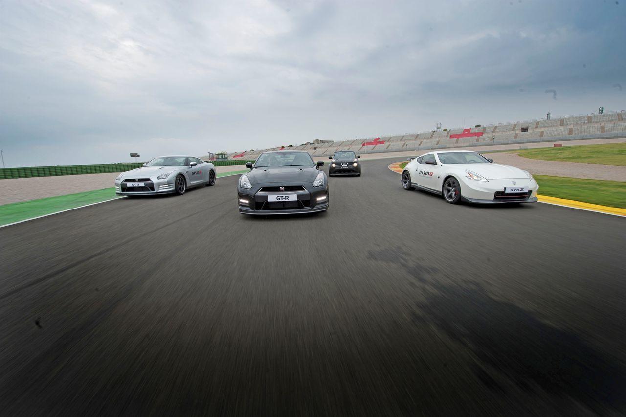 Foto de Gama deportiva Nissan (38/50)