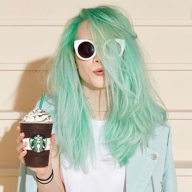 De los creadores de Pink Pegasus y Dragon Frappuccino, llega Midnight Mint Mocha Frappuccino