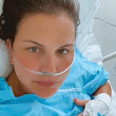 Katia Aveiro, hermana de Cristiano Ronaldo, hospitalizada por Covid tras compartir mensajes negacionistas