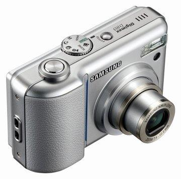 Samsung Digimax D103, con 10 megapíxeles de resolución