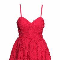 Vestido Rojo Hym
