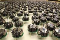 En Harvard juegan con enjambres de robots: Kilobots