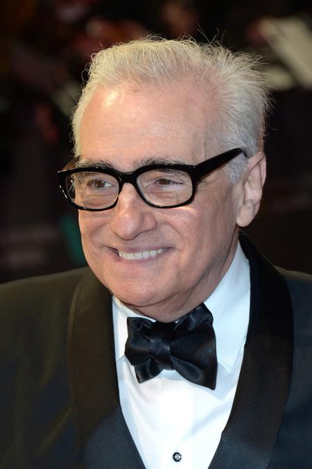 Martin Scorsese pajarita esmoquin