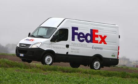 Las Iveco Daily Hybrid de FedEx cumplen con las expectativas