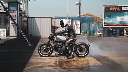 Triumph Bobber 200 Cv 5
