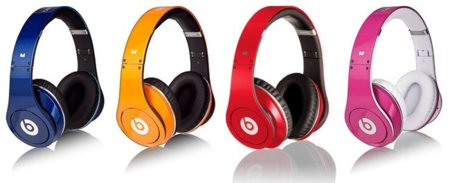 El color invade los Beats by Dr. Dre en estas Navidades