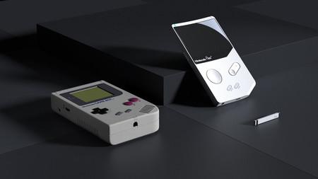 Nintendo Flex, o cómo sería la Game Boy del siglo XXI