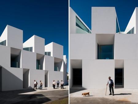 residencia minimalista - 4