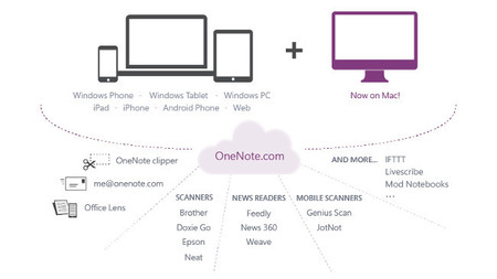API de OneNote