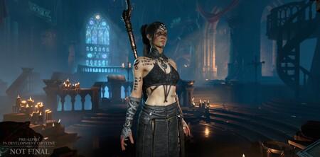 El editor de personajes de Diablo IV promete ser el más completo de la saga con un sinfín de posibilidades de personalización