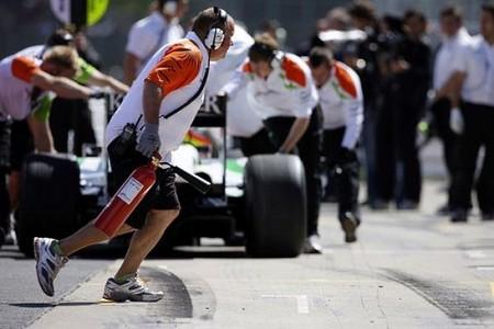 Se desata el terremoto en la Formula 1