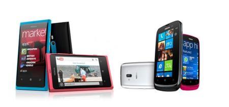 Nokia Lumia 800 vs Nokia Lumia 610, la diferencia de ram se hace notar