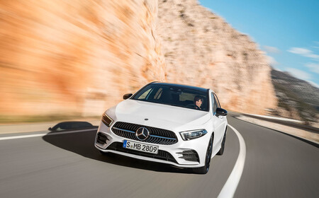 Mercedes Benz Clase A 1