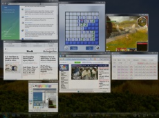 Switcher, otro clon de Exposé para Vista
