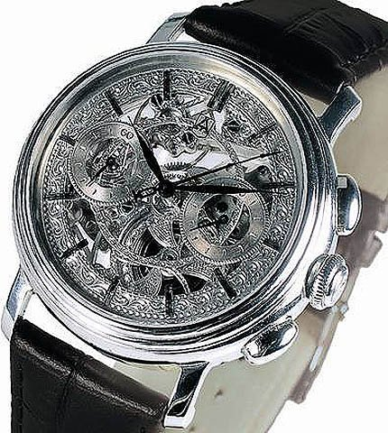 Relojes de Lujo: cronógrafo 'Leo Tolstoi' de Alexander Shorokhoff