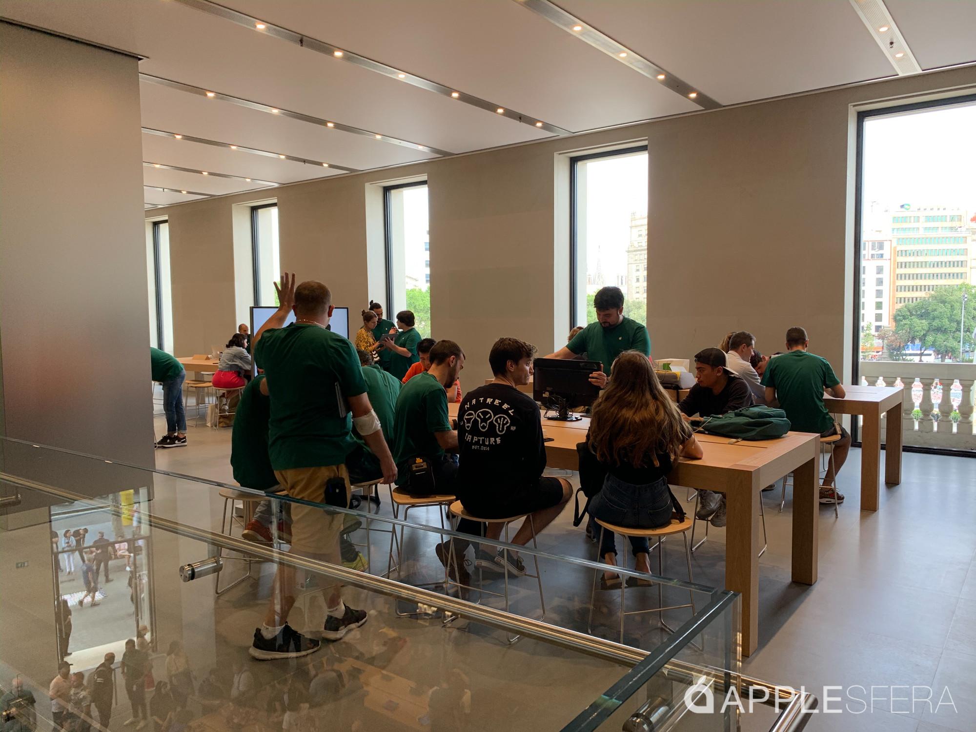 Foto de Apple Store Passeig de Gràcia (26/28)