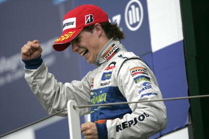 GP2 - Javi Villa sigue los pasos de Alonso