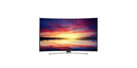 """Samsung UE40KU6100, una smart TV LED 4K de 40"""", con pantalla curva por sólo 409 en PCComponentes"""