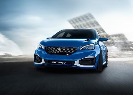 Peugeot quiere plantar cara al Focus RS... con un híbrido