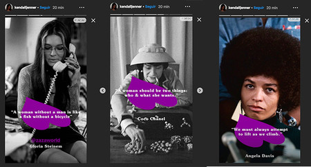 Kedall Jenner Dua De La Mujer Instagram