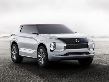 Mitsubishi Gt Phev Concept 1