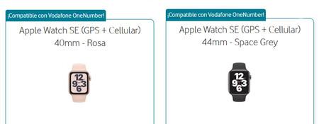 Apple Watch Se Vodafone