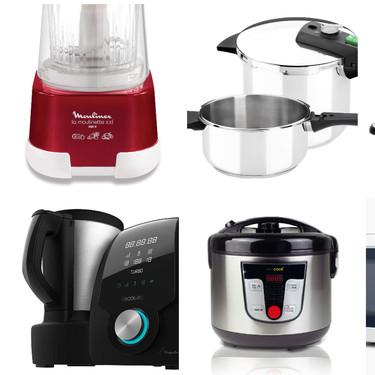 Las mejores ofertas en electrodomésticos para la cocina del Día del Soltero 2019 de eBay: robots de cocina, hornos, microondas...