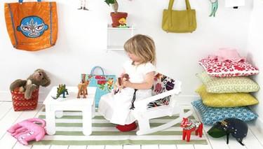 Set de mobiliario infantil para el cuarto de los peques