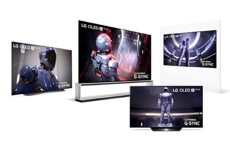 """Nuevos televisores LG OLED y nanoCell para 2020: 14 modelos desde las 48"""" a las 88 pulgadas con modo dedicado para cine y juegos"""