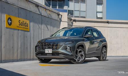 Hyundai Tucson Prueba De Manejo Opinones Mexico Resena 68